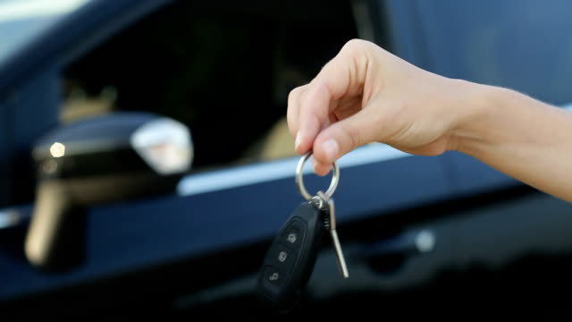 close up of car keys close up of car keys car key stock videos & royalty-free footage