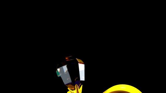 nahaufnahme von einem kopfteil mit großen diamanten - könig schachfigur stock-videos und b-roll-filmmaterial