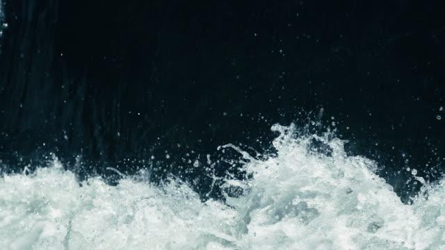 Close up of splashing water Close up of splashing water splash stock videos & royalty-free footage