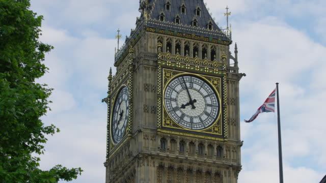 Close up of the Big Ben Clock