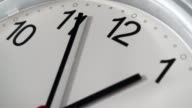 istock Closeup clock ticking showing one hour, timelapse 4K 1098400378