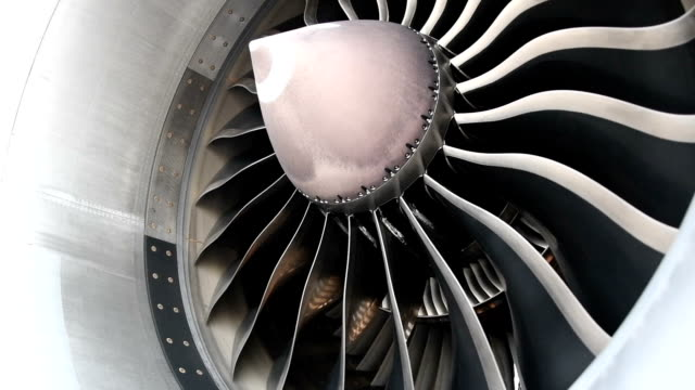 Close-up turbine engine Close-up turbine engine vehicle part stock videos & royalty-free footage