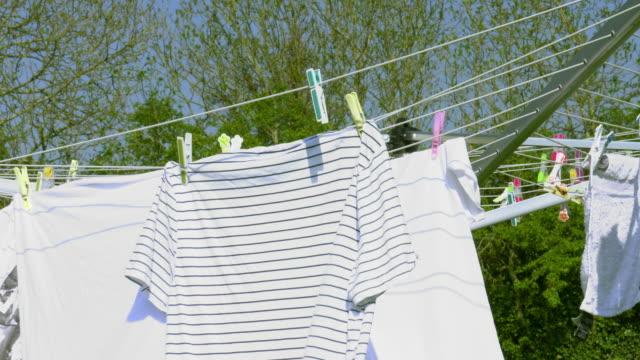 Clothesline part 1 video