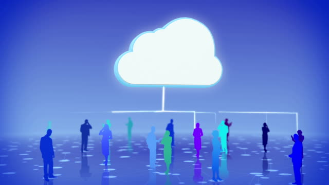 Cloud computing business video