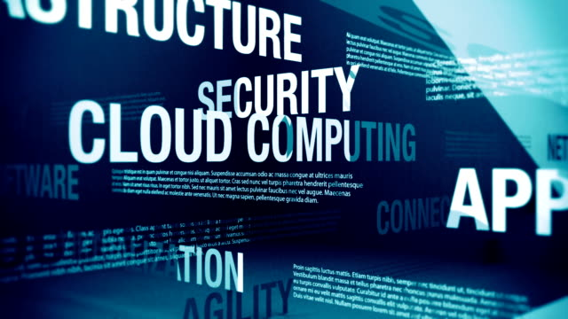 Cloud Computing Services and Related Terms video