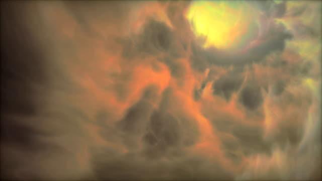 Cloud epic tornado