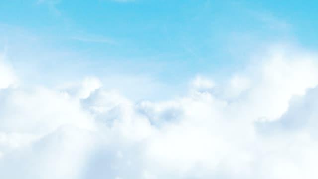 Cloud Flying Loop video
