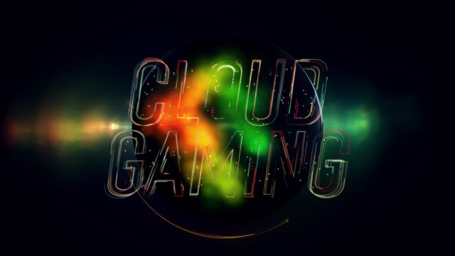 Cloud Gaming Title - vídeo