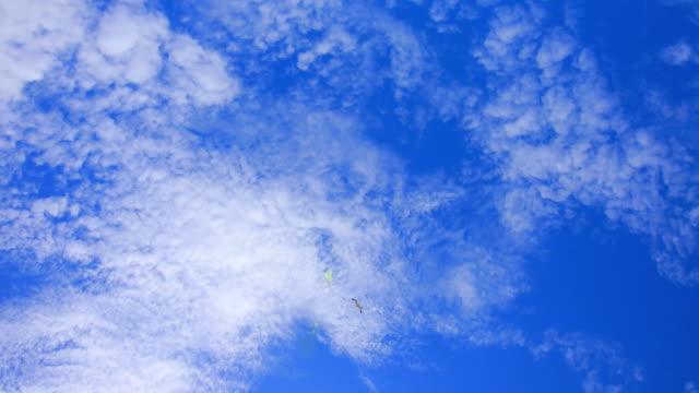 Cloud time lapse