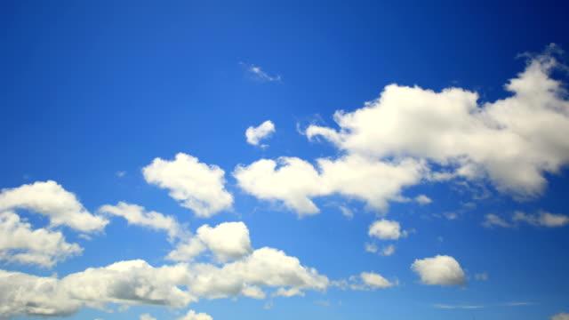 stockvideo's en b-roll-footage met wolk time-lapse - cirrus