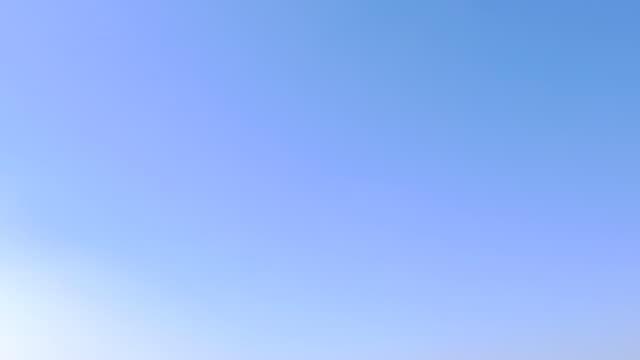 雲のタイムラプス - 青空点の映像素材/bロール