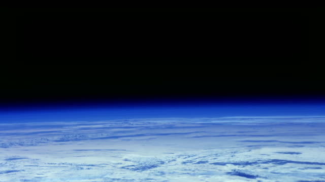 Clouds Above Earth video