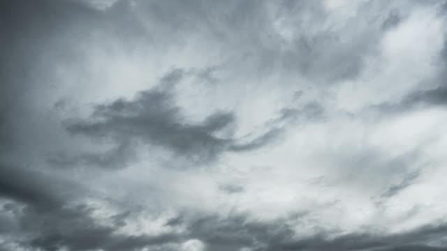 clouds dark video