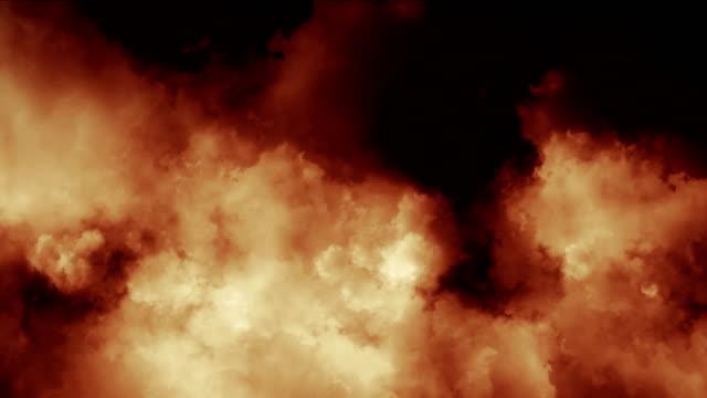 雲霧 4 k - 木目点の映像素材/bロール