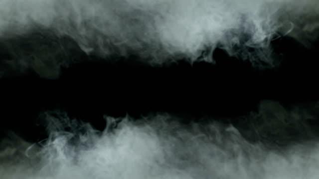 clouds fog smoke - d'atmosfera video stock e b–roll
