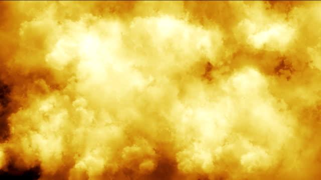 wolken rauch abstrakt - negativ bildart stock-videos und b-roll-filmmaterial