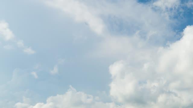 コマ撮り雲 - 層積雲点の映像素材/bロール