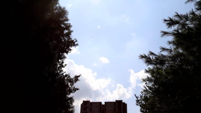 clouds - simbolo concettuale video stock e b–roll
