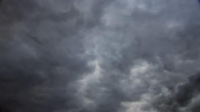 雲(ループ)(クリーン - 不吉点の映像素材/bロール