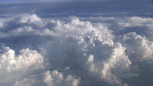 (HD1080i) Cloudscape from Above video