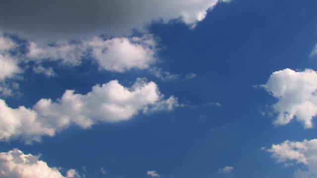 (Clean) Cloudscape Timelapse video
