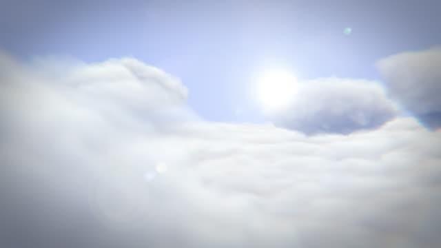 Cloudscape video