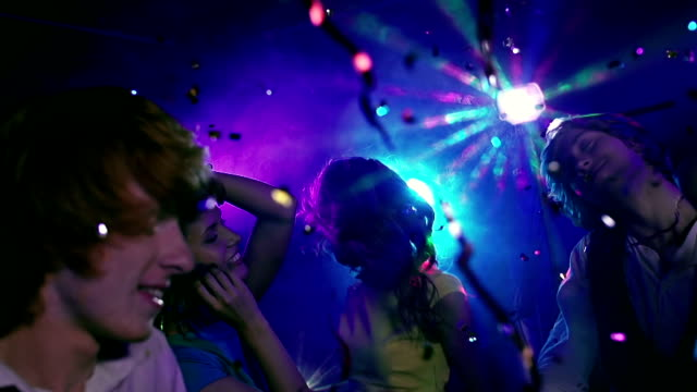 Clubbing All Night Long video