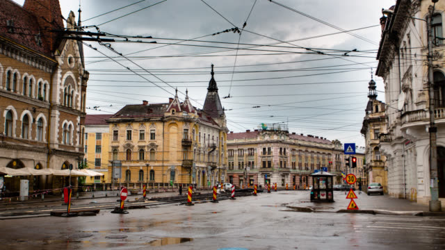 TIME LAPSE: Cluj Napoca video