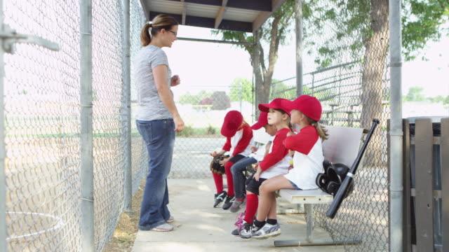 Coaching T-Ball video