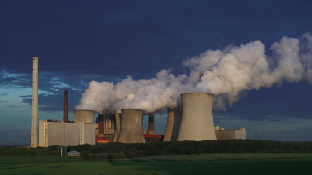 Coal Power Plant (Real Time) video