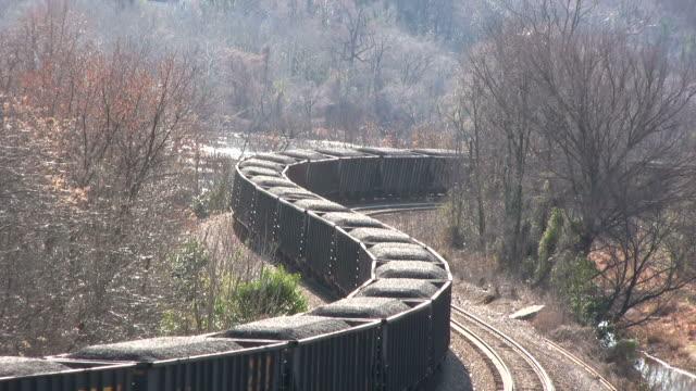 Coal Train Coal Train Zoom In coal stock videos & royalty-free footage