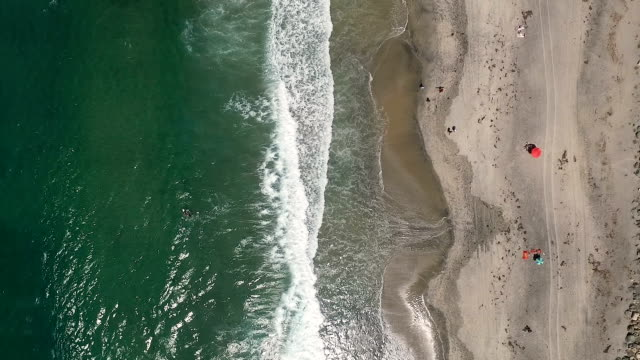 coastal view video