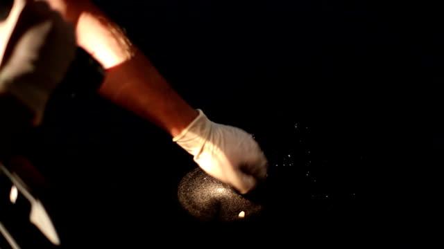 HD: Cocaine Hidden In A Car Trunk video