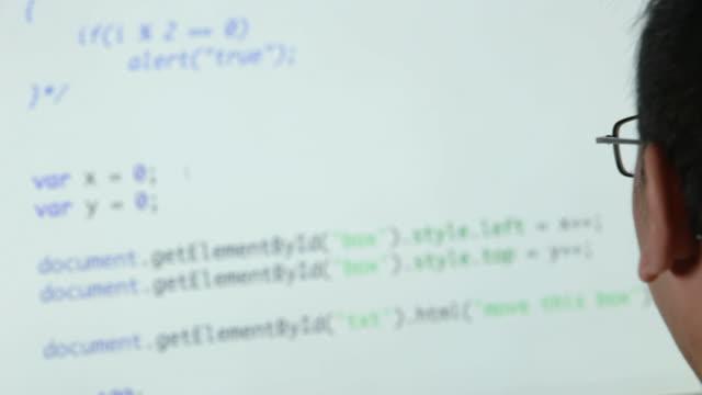 Code writer video