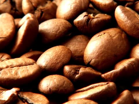vídeos y material grabado en eventos de stock de pal: granos de café (vídeo - café negro