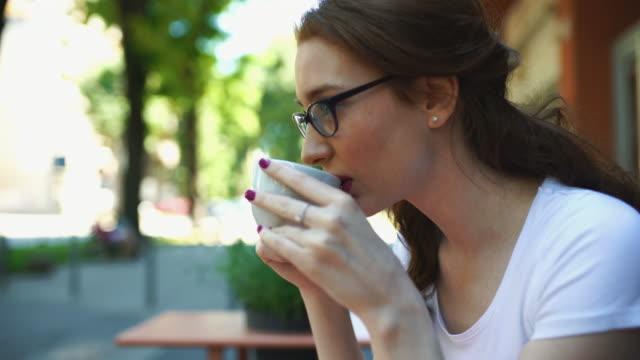 Coffee break. video