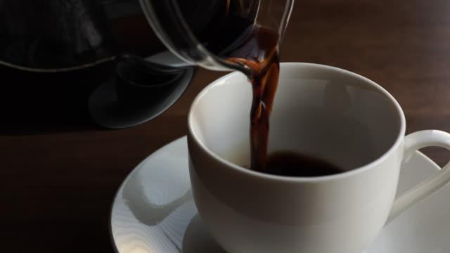コーヒー cinemagraph - コーヒー点の映像素材/bロール