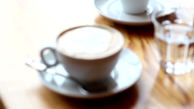 coffee cup video
