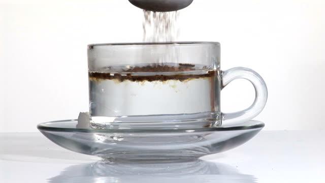 coffee in mug (HD 1080) video