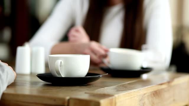 Coffee meeting video
