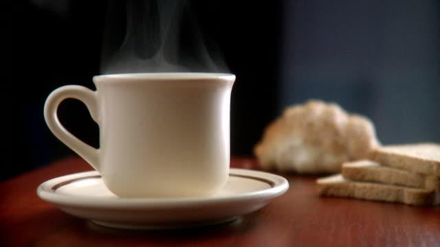 coffee pour video