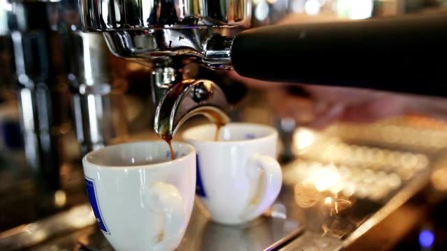Coffee shop video