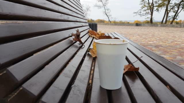 Coffee to takeaway video