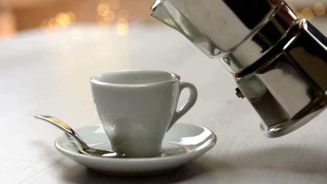 coffeepot - vídeo