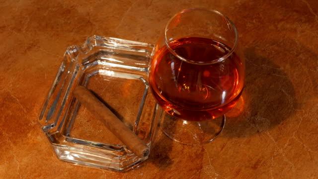 cognac and cigar video