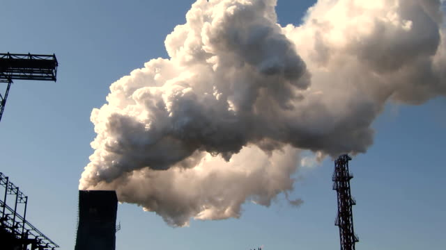 Coke and Chemicals plant Cooling towers video
