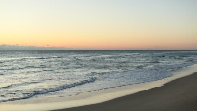 Cold Front Sunrise in Palm Beach video