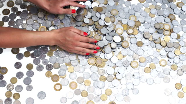Collecting Coins video
