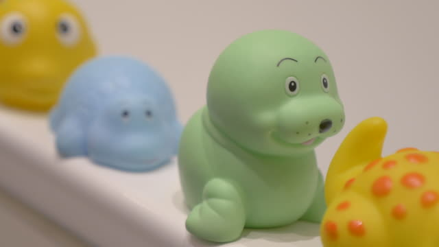 Collection of Rubber Water Toys