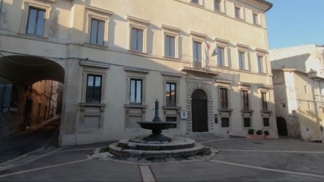 collegiate church of Santa Maria Maggiore in the town of Collescipoli